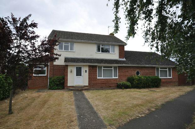 5 Bedrooms Detached House for sale in Kingfisher Drive, Woodley, Reading,
