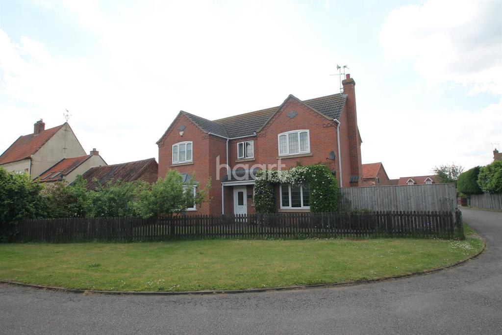 4 Bedrooms Detached House for sale in Brunts Farm Close, Claypole