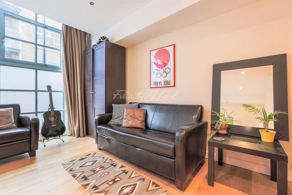 1 Bedroom Flat for sale in Boss House, Boss Street, SE1
