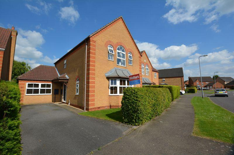 4 Bedrooms Detached House for sale in Lichfield Road, Bracebridge Heath, Lincoln