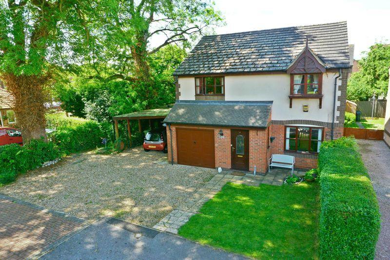 4 Bedrooms Detached House for sale in Barnes Wallis Court, Welton