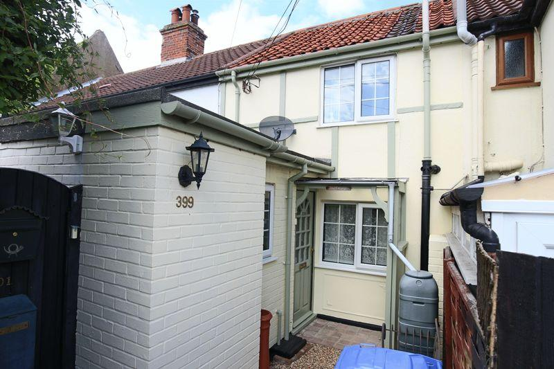 2 Bedrooms Terraced House for sale in Beccles Road, Lowestoft