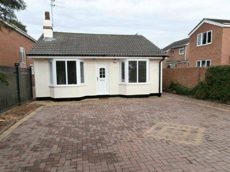 2 Bedrooms Detached Bungalow for sale in Thorn Road, Hedon