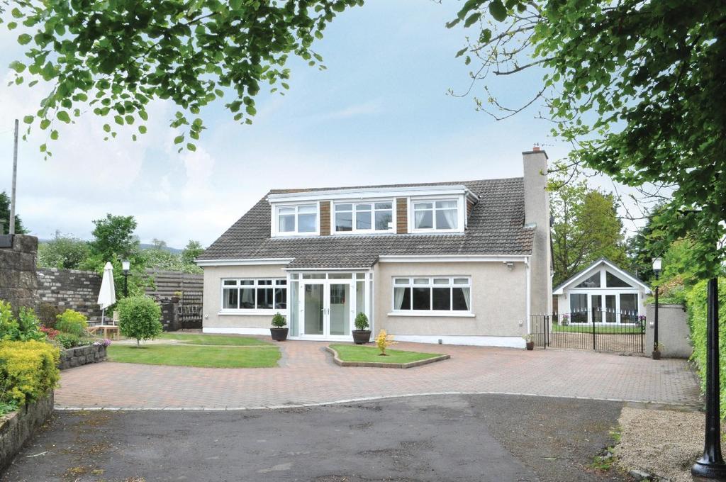 5 Bedrooms Detached House for sale in West Balgrochan Road, Torrance, East Dunbartonshire , G64 4DF