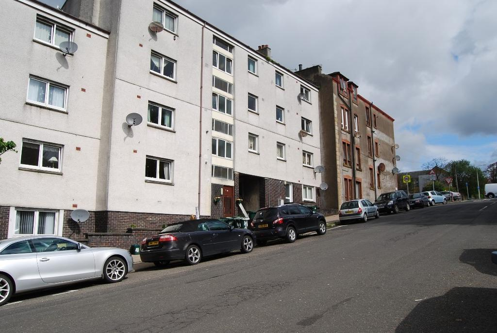 1 Bedroom Flat for sale in Grant Street, Helensburgh, Argyll Bute, G84 7QN