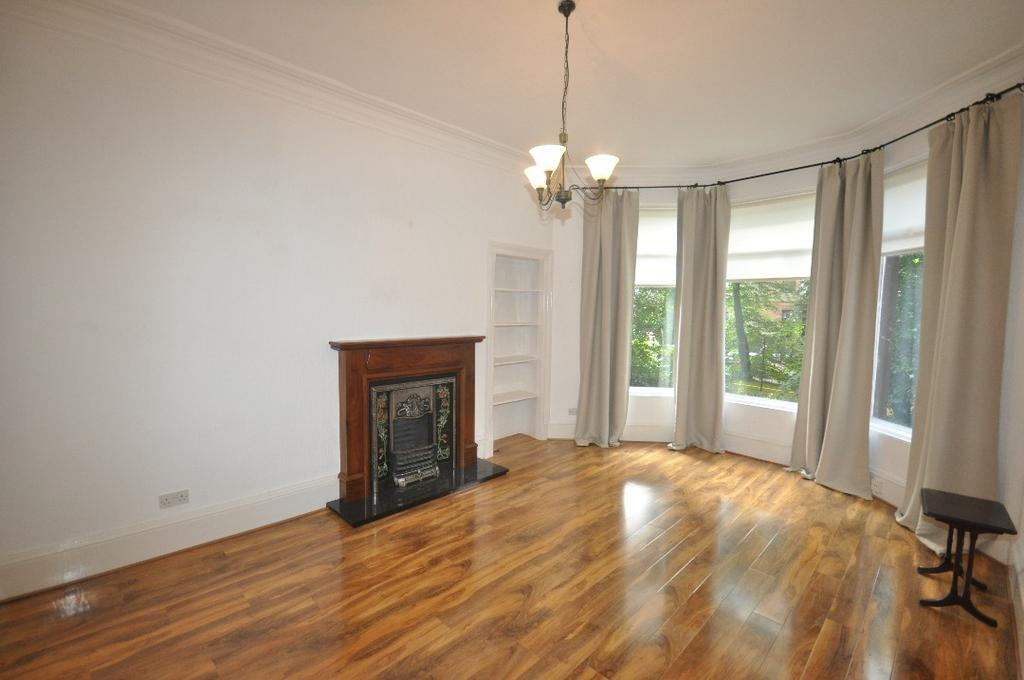 2 Bedrooms Flat for rent in Queensborough Gardens, Flat 0/2, Hyndland, Glasgow, G12 9RU