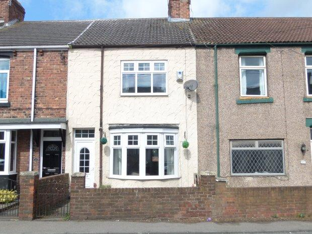 2 Bedrooms Terraced House for sale in GRANGE TERRACE, TRIMDON GRANGE, SEDGEFIELD DISTRICT
