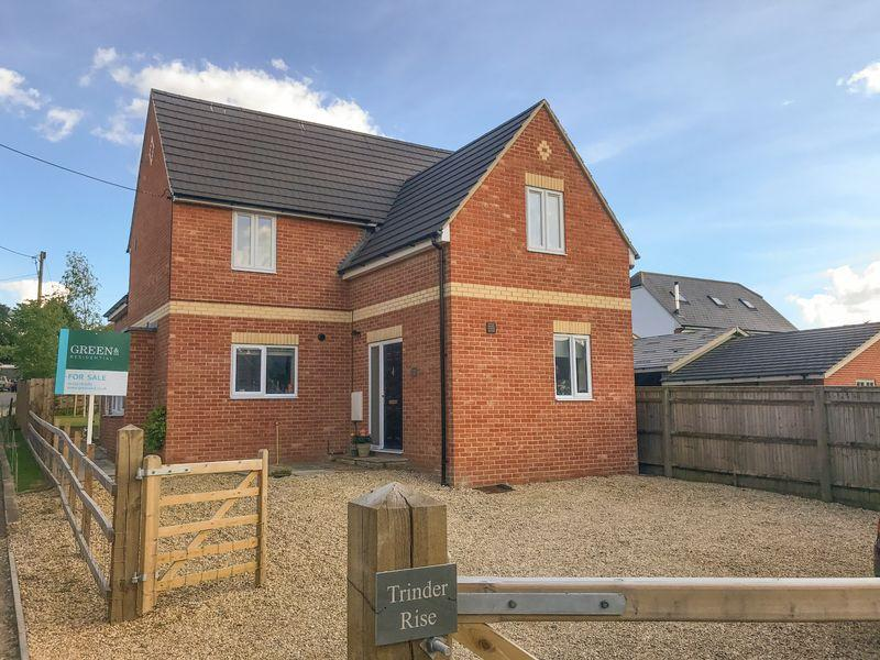 4 Bedrooms Detached House for sale in Trinder Road, Wantage