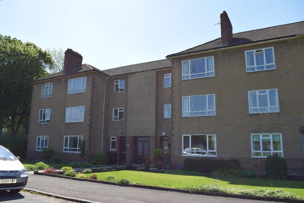 2 Bedrooms Flat for sale in Meldrum Gardens , Flat 1/1, Crossmyloof, Glasgow, G41 4EA