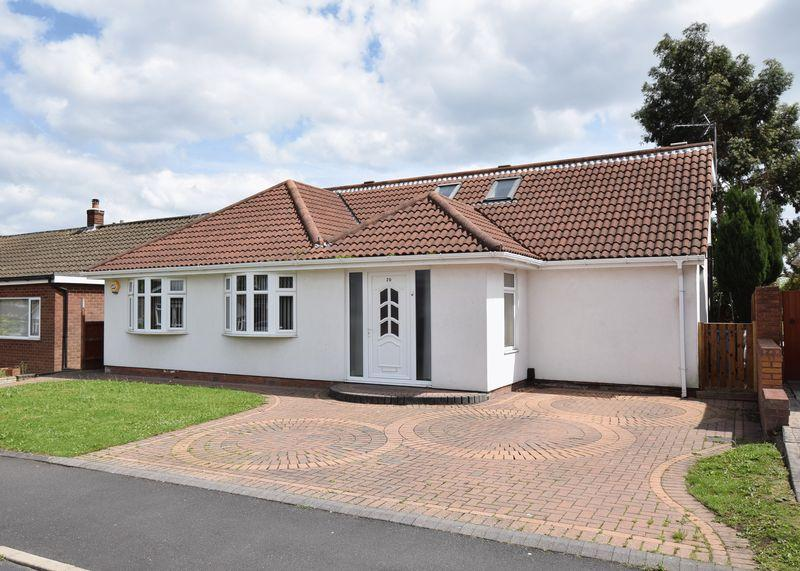 4 Bedrooms Bungalow for sale in Malpas Road, Higher Runcorn