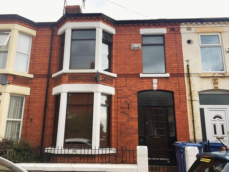3 Bedrooms Terraced House for sale in Russell Road, Liverpool