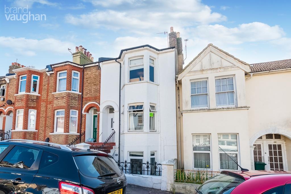 1 Bedroom Flat for sale in Brading Road, Brighton, BN2