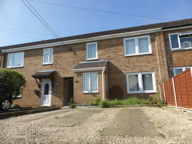 3 Bedrooms Terraced House for sale in Bowns Close, Evercreech