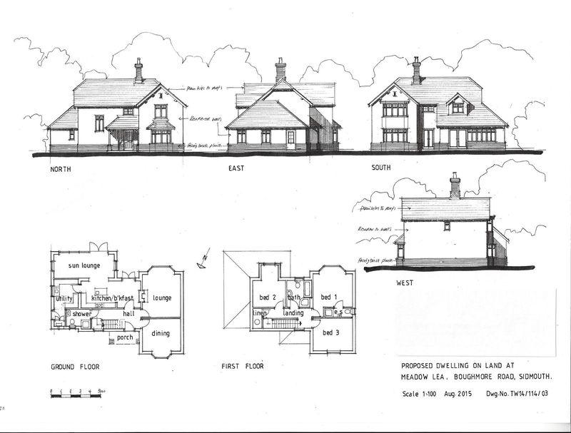 Land Commercial for sale in Boughmore Road, Sidmouth