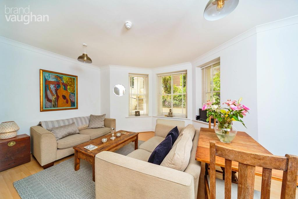 1 Bedroom Flat for sale in Wilbury Road, Hove, BN3