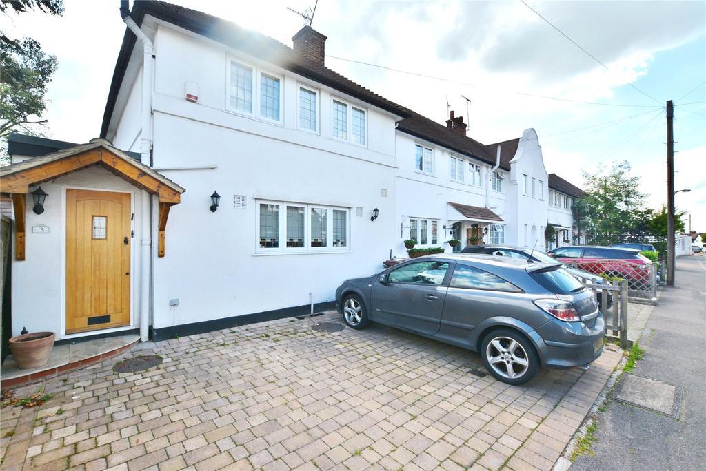2 Bedrooms House for sale in Windmill Street, Bushey Heath, Bushey, Hertfordshire, WD23