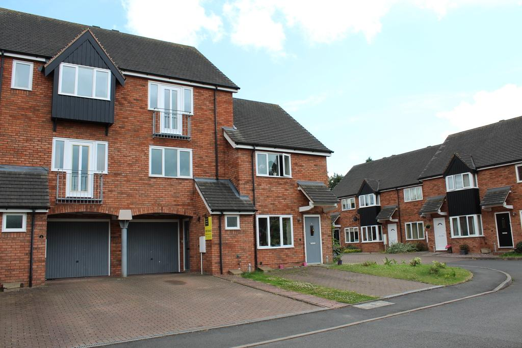 3 Bedrooms Terraced House for sale in 3 Townwell Mews, 3