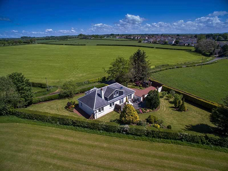 4 Bedrooms Unique Property for sale in Kenway Cottage, Kilmaurs, Kilmarnock, Ayrshire, KA3
