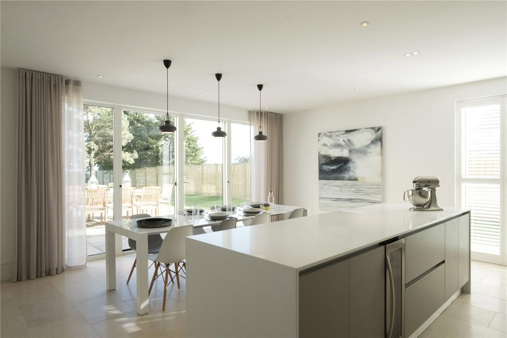 5 Bedrooms Detached House for sale in Hamswell House, Lansdown Fields, Granville Court, Bath, BA1