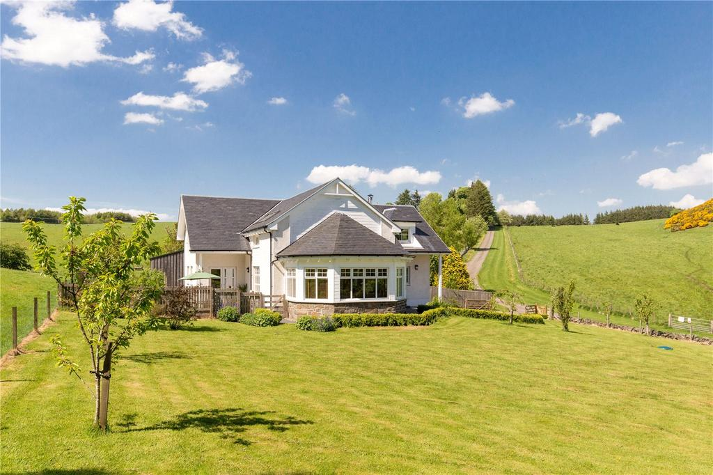 5 Bedrooms Detached House for sale in Berryfield, Glenfarg, Perth, PH2