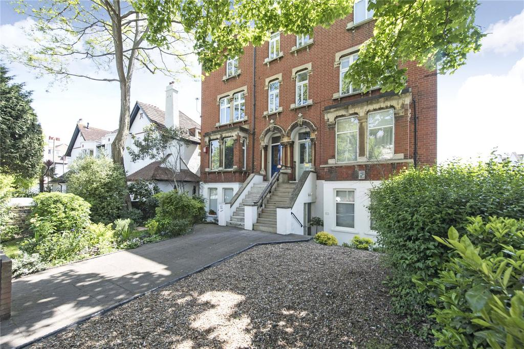 2 Bedrooms Maisonette Flat for sale in Nightingale Lane, London, SW12