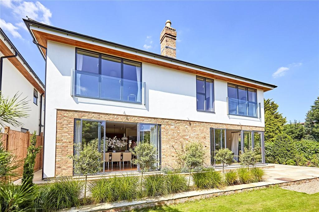 4 Bedrooms Detached House for sale in Hazelwood Close, London, W5