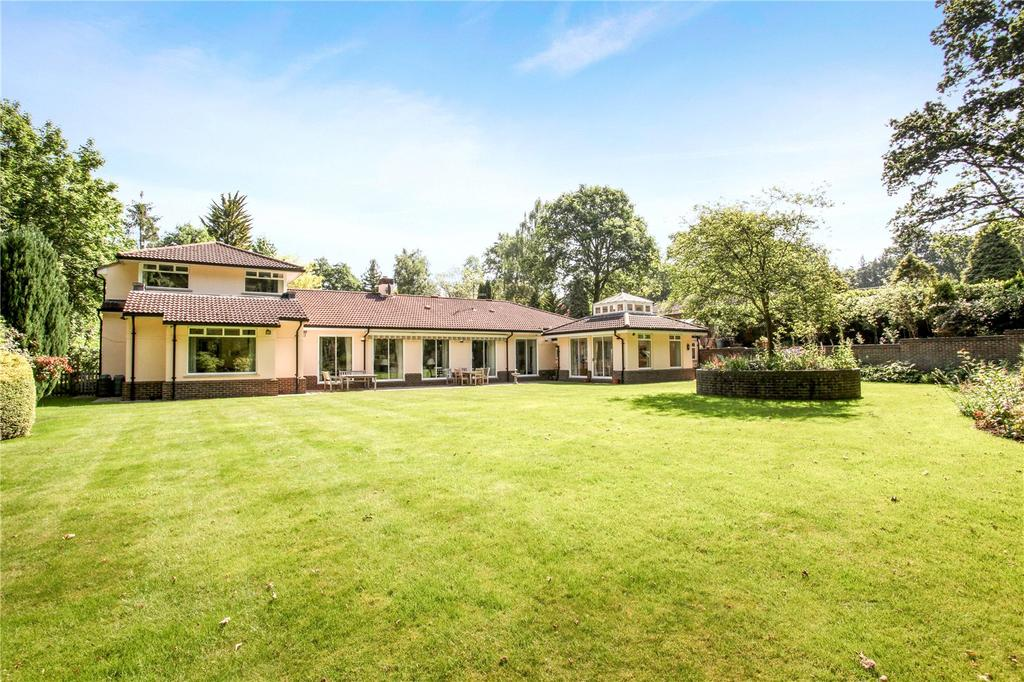 3 Bedrooms Detached Bungalow for sale in Richmond Wood, Sunningdale, Berkshire, SL5