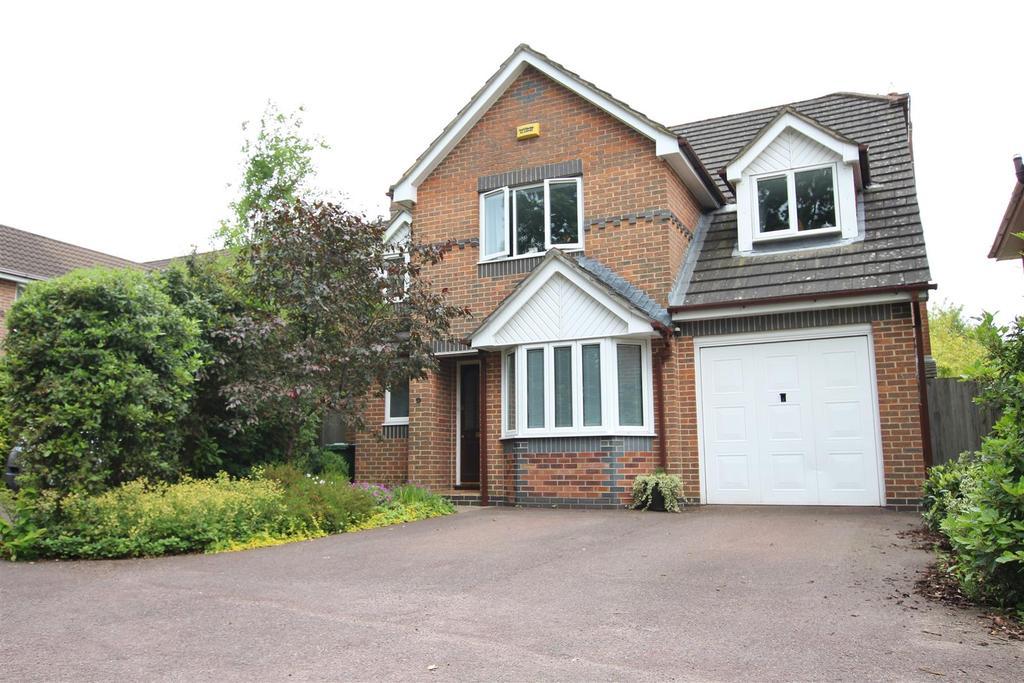 4 Bedrooms Detached House for sale in Bramblegate, Botley Road, Fair Oak, Eastleigh