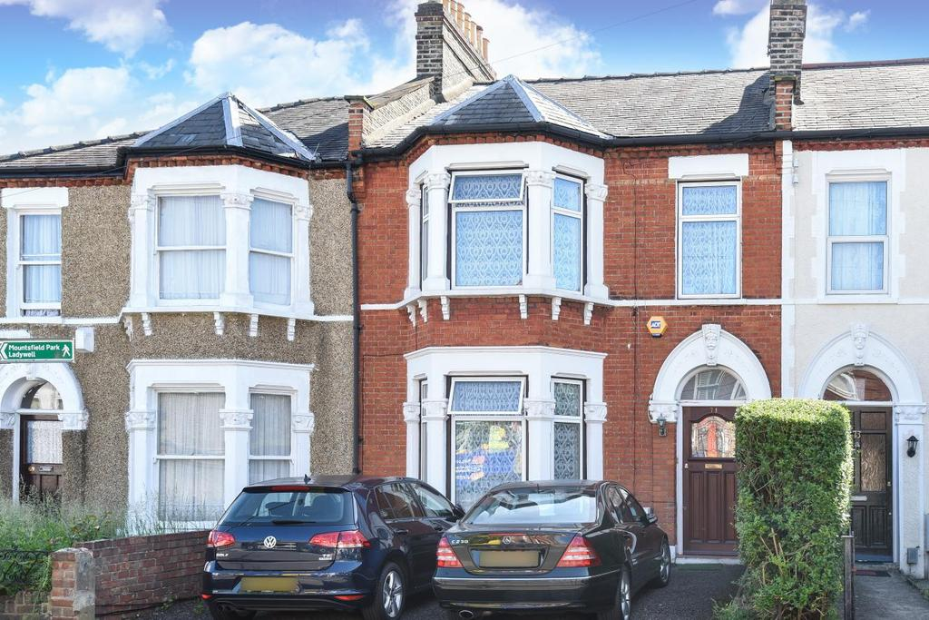 3 Bedrooms Terraced House for sale in Birkhall Road, Catford