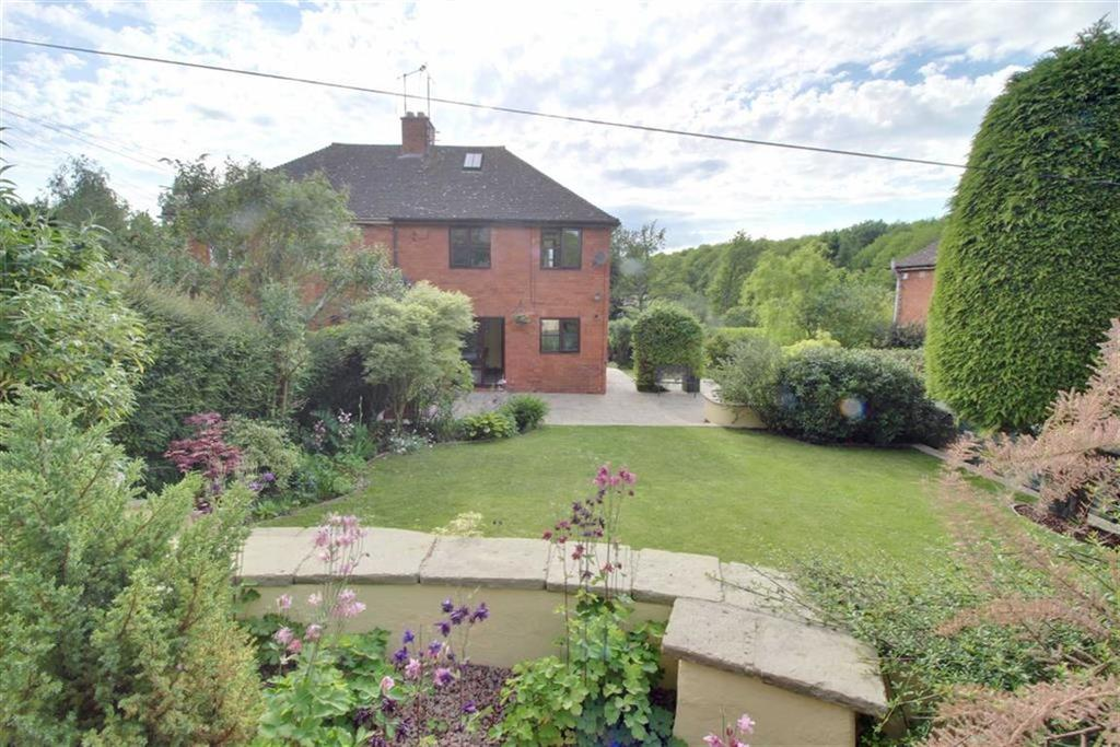 3 Bedrooms Semi Detached House for sale in Wood End Street, Bromsberrow Heath, Herefordshire