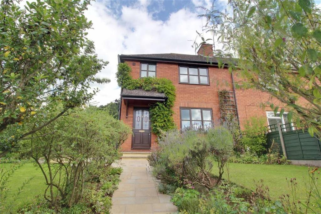 3 Bedrooms Semi Detached House for sale in Wood End Street, Ledbury, Herefordshire