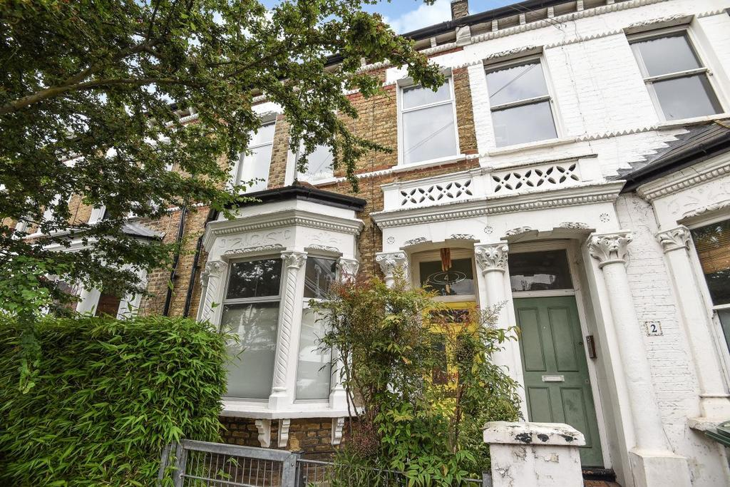 4 Bedrooms Terraced House for sale in Solon Road, Brixton, SW2
