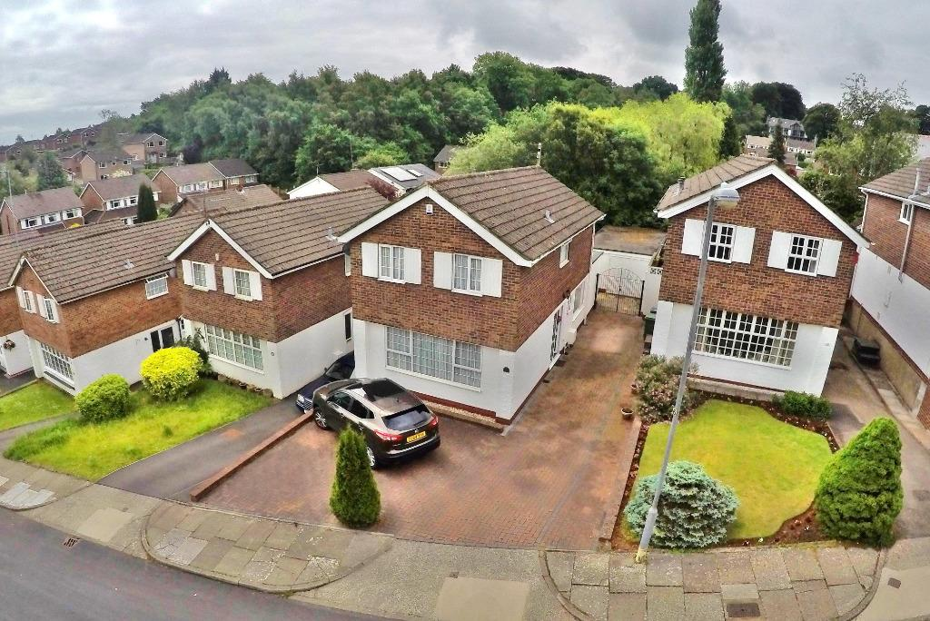 3 Bedrooms Detached House for sale in Woodvale Avenue, Cyncoed, Cardiff
