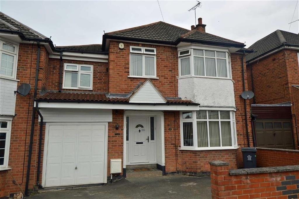 5 Bedrooms Detached House for sale in Byway Road, Evington