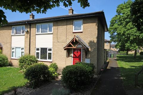 3 bedroom end of terrace house for sale - Meldrum Court