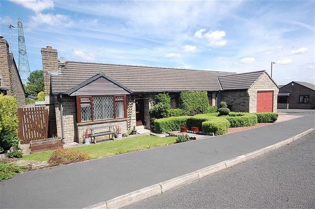 5 Bedrooms Detached Bungalow for sale in Goldfields Avenue, Greetland, Halifax, HX4