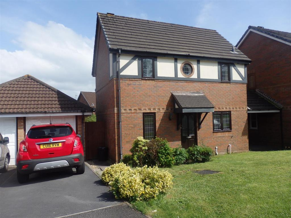 3 Bedrooms Detached House for sale in Tal Y Coed, Pontarddulais, Swansea