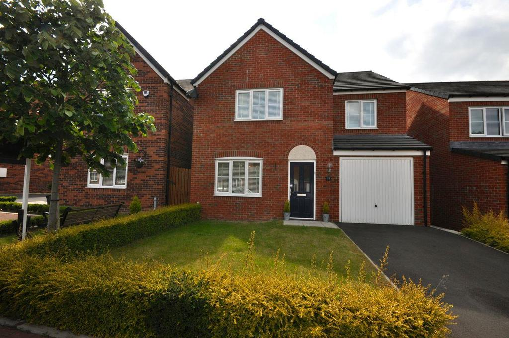 4 Bedrooms Detached House for sale in Flint Road, Sunderland