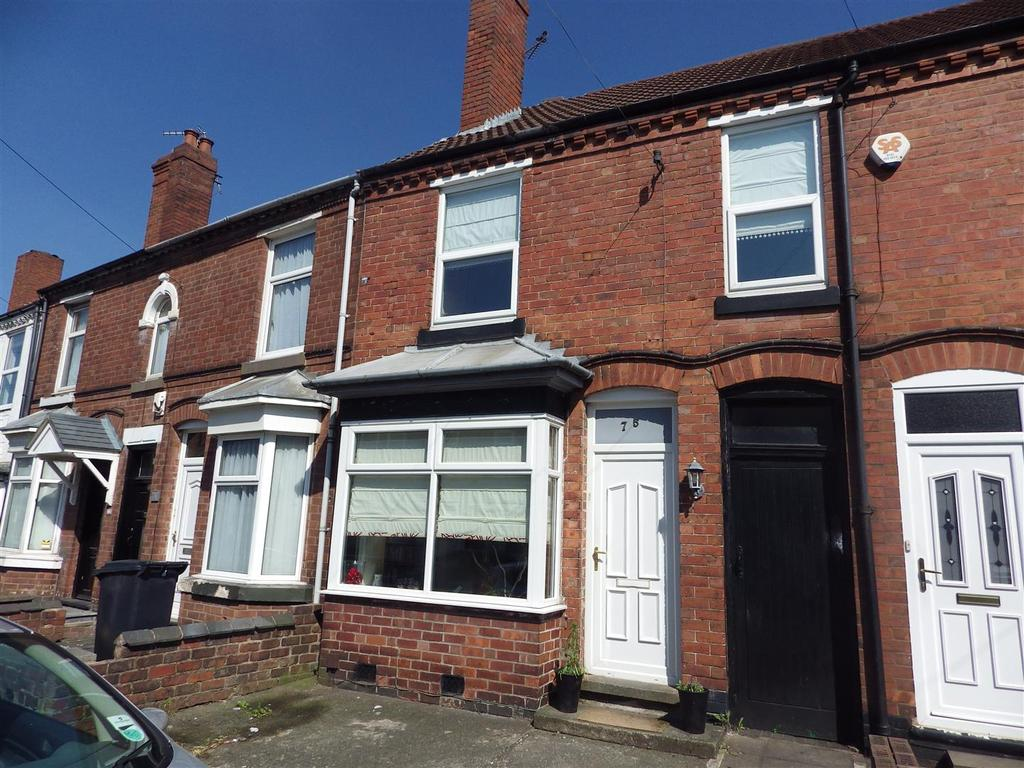 3 Bedrooms Terraced House for sale in Nimmings Road, Halesowen