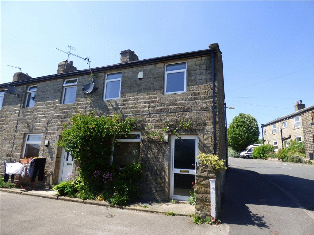 Yorkshire Terrace: Black Hill Lane, Keighley, West Yorkshire 1 Bed End Of