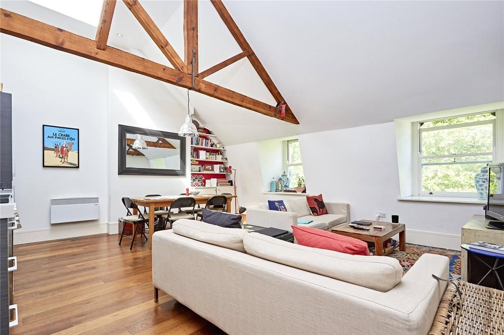 2 Bedrooms Flat for sale in Coleherne Road, London