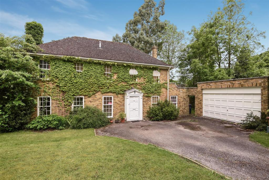 4 Bedrooms Detached House for sale in Rolfe Place, Headington Hill