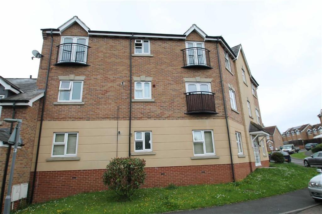 2 Bedrooms Flat for sale in Willow Grove, Craven Arms
