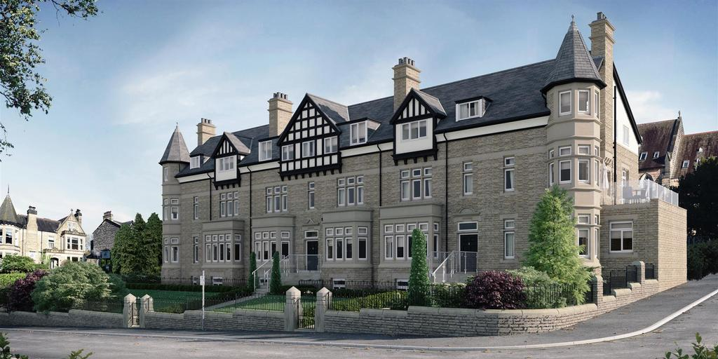 2 Bedrooms Flat for sale in Apartment 3, The Balmoral, Kings Road, Harrogate