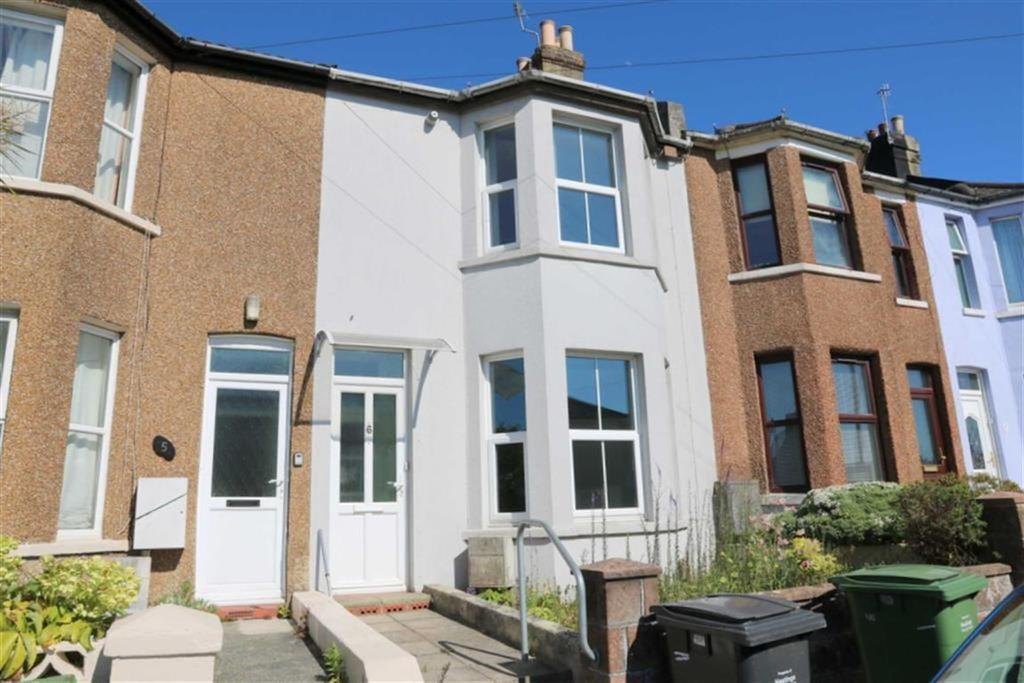 3 Bedrooms Terraced House for sale in Oban Road, St Leonards On Sea