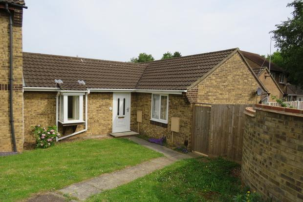 2 Bedrooms Bungalow for sale in Tallyfield End, Danefield, Northampton, NN4