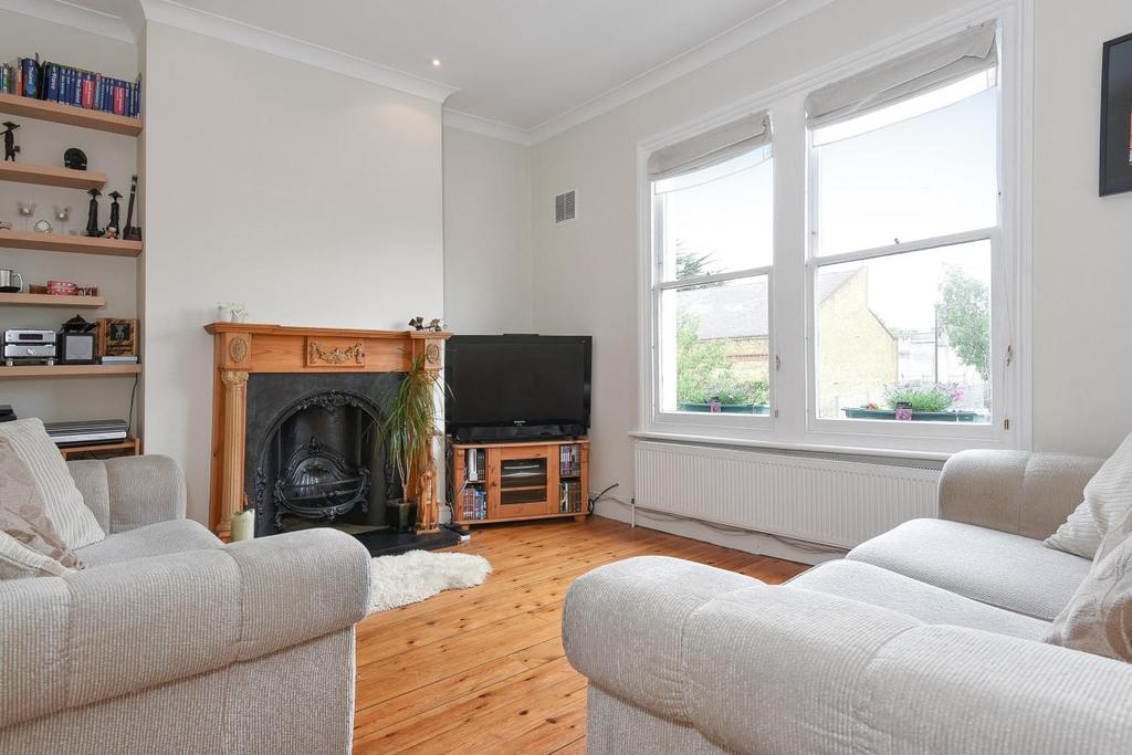 2 Bedrooms Flat for sale in Hubert Grove, Clapham, SW9