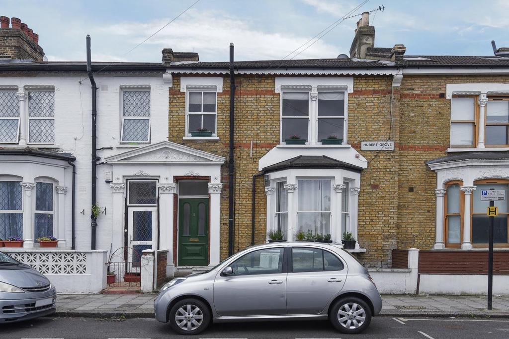2 Bedrooms Flat for sale in Hubert Grove, Clapham