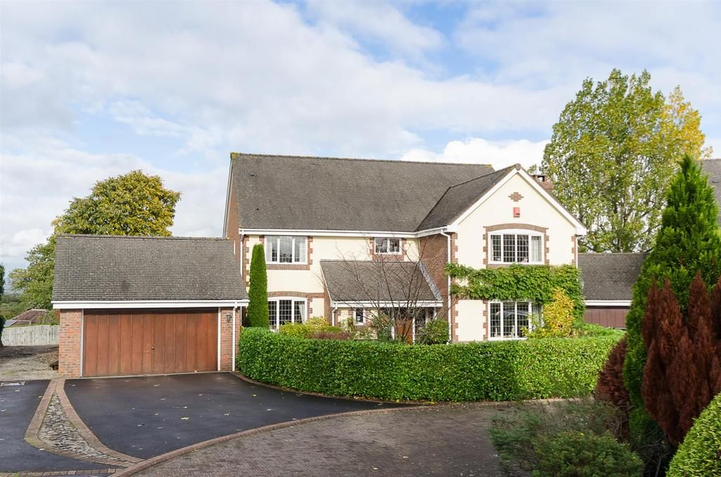 5 Bedrooms Detached House for sale in Church Road, Abbots Leigh
