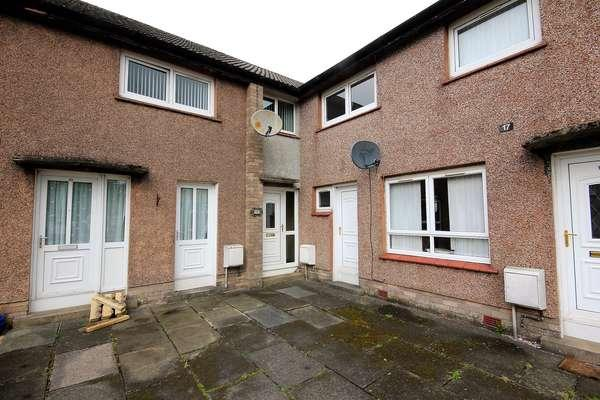 3 Bedrooms Terraced House for sale in 18 Clinchyard Place, Galston, KA4 8DA